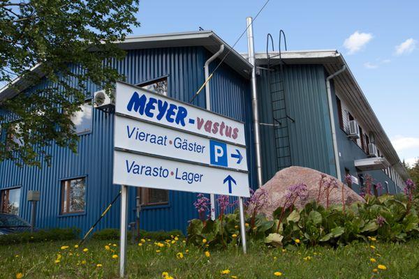 Meyer vastus Oy Ab, Askola