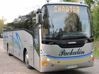 Packalén Bus, Sipoo