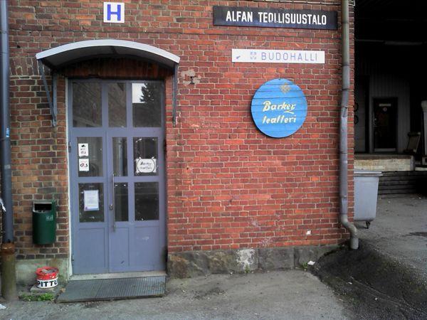 Barker-teatteri, Turun vapaan taiteen näyttämö, Turku