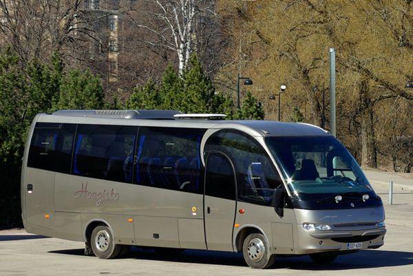 Taksibussit Hongisto Ky, Taipalsaari