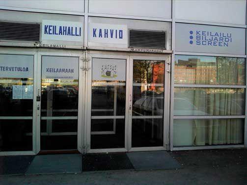 Kupittaan Keilahalli, Turku