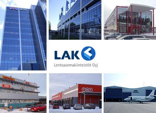 Lak Real Estate Oy, Vantaa