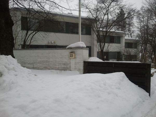 Arkkitehtitoimisto Petäjä Oy, Helsinki