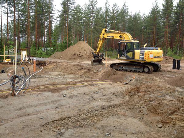 Kuljetus- ja Soraliike Hannu ja Seppo Anttonen Oy, Äänekoski
