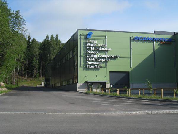 Lining Oy Ab, Vantaa