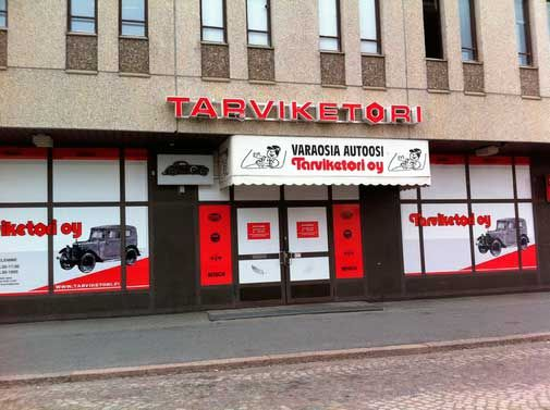 Tarviketori Oy, Oulu