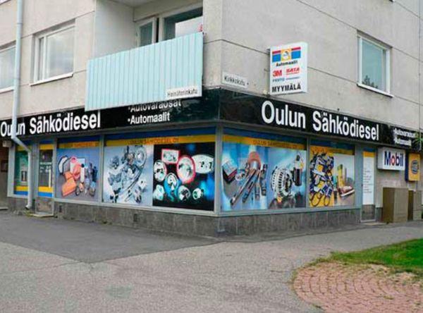 Oulun Sähködiesel Oy, Oulu