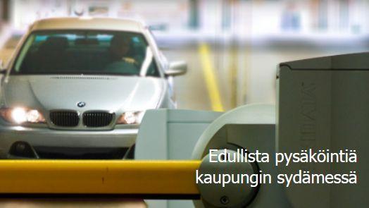 Puutorin Pysäköinti, Turku