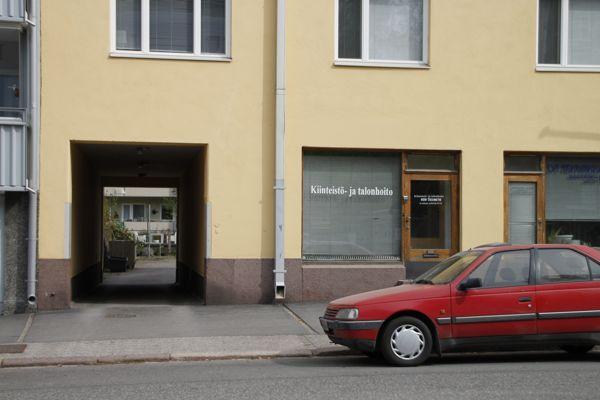 Kiinteistö- ja Talonhoito Oy, Helsinki
