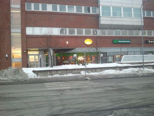 Diaco Oy Ab, Helsinki