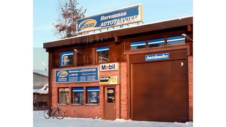 Hervannan Autotarvike Oy, Tampere
