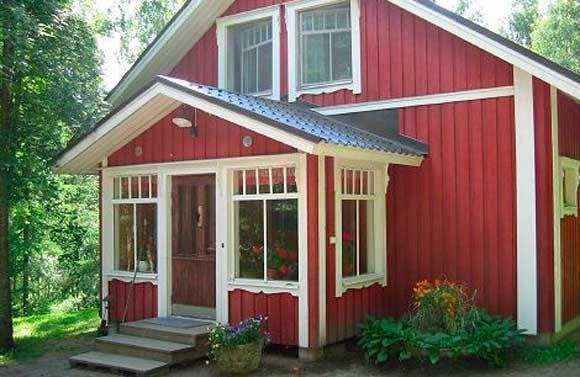 Svalan Loma-asunnot, Kangasniemi