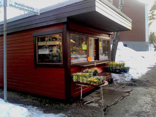 Kukkakioski Sallakukka, Helsinki