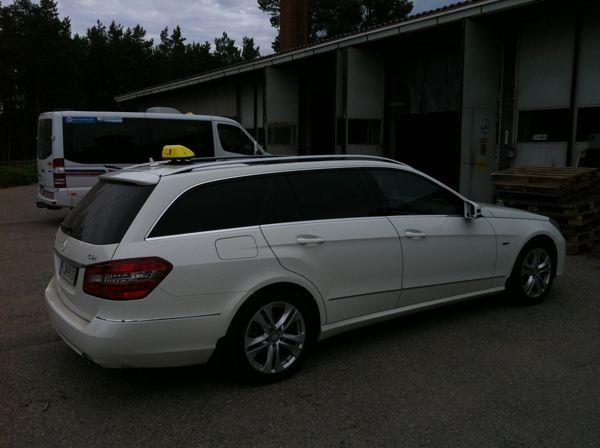 Krooks Taxi, Vöyri