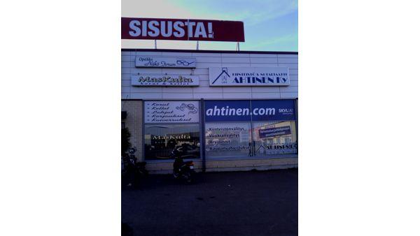 Kiinteistö & Notariaatti Ahtinen Ky, Masku