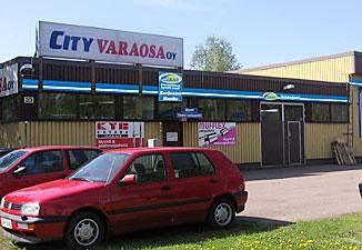 City Varaosa Oy