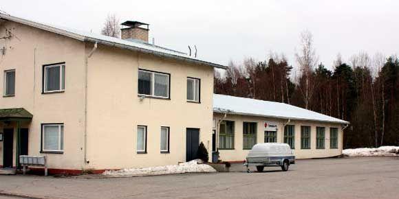 Kumipaja Oy, Turku