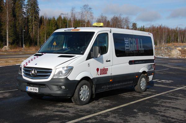 Taxicab Viteli Oy, Tampere
