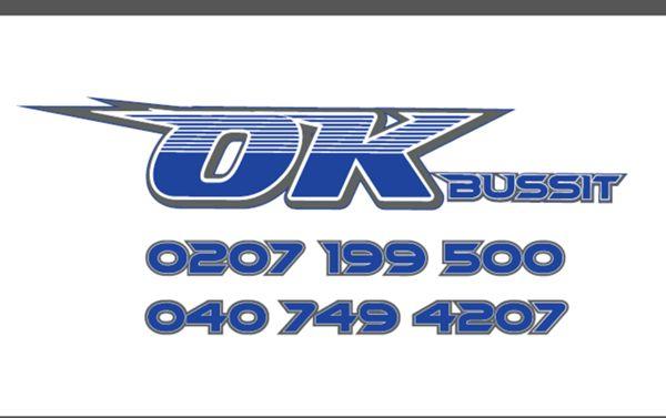 OK-Bussit Oy, Kokemäki