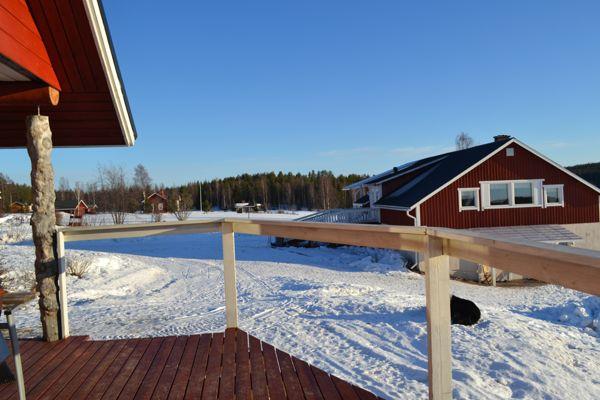 Poro-Pekan Pirtti, Rovaniemi