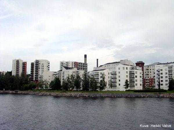 Saumasaneeraus T & H Oy, Tampere