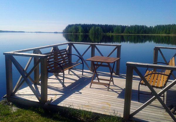 Lomavirta Antikainen, Kuopio