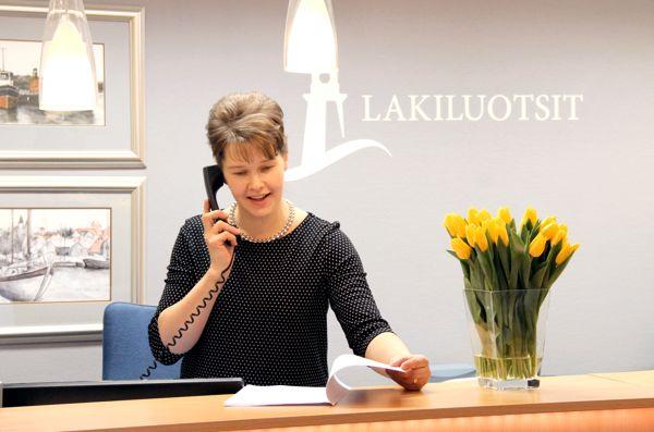 Lakiluotsit Oy, Jyväskylä