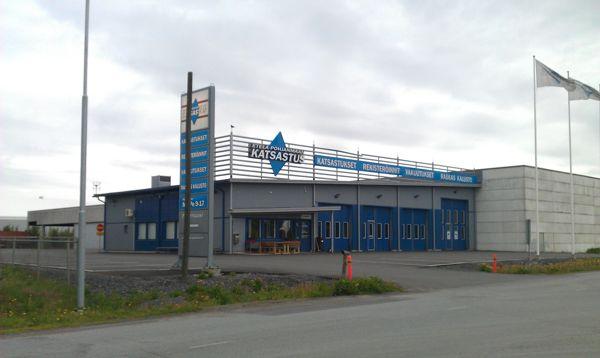 Etelä-Pohjanmaan Katsastus, Seinäjoki
