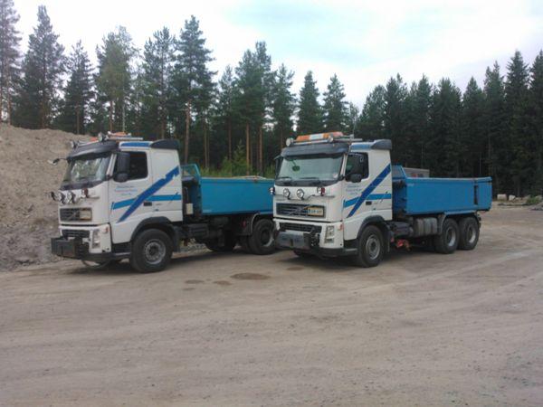Jämsänkosken Kuljetus ja Huolto Järvi Oy, Jämsä
