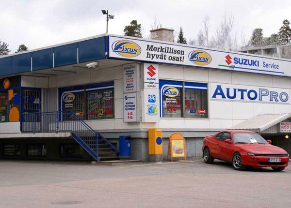 AutoPro Kuusankoski