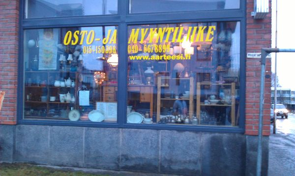 Osto- ja myyntiliike Myyryläinen, Mikkeli
