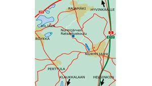 Nurmijärven Ratsastuskoulu, Nurmijärvi