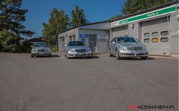MB Koskinen Oy /Autokorjaamo Koskinen Ky, Seinäjoki