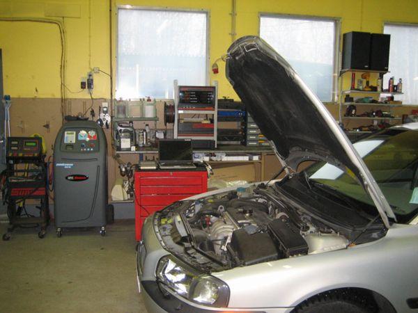 Autokorjaamo Se-Vi, Kangasala