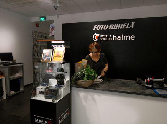 Foto-Riihelä, Lahti