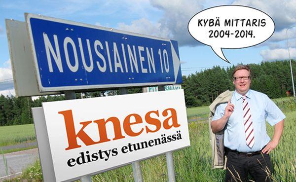 Knesa Tmi, Hämeenlinna