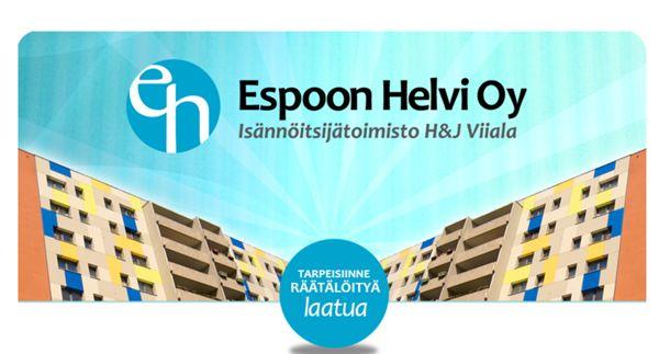 Isännöitsijätoimisto H & J Viiala, Espoo
