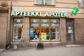 Kruununhaan Apteekki - Apoteket i Kronohagen, Helsinki