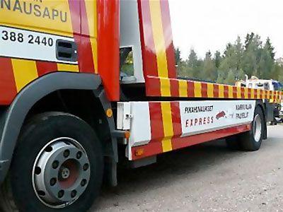 Hinausliike Helsingin Hinausapu Oy, Helsinki