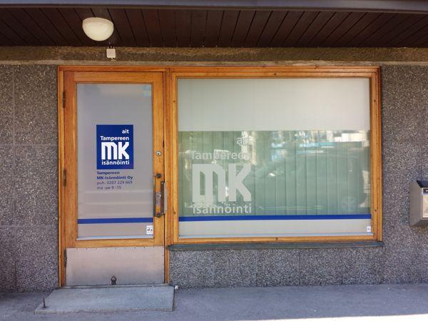 Tampereen MK-Isännöinti Oy, Tampere