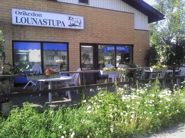 Orikedon Lounastupa, Turku