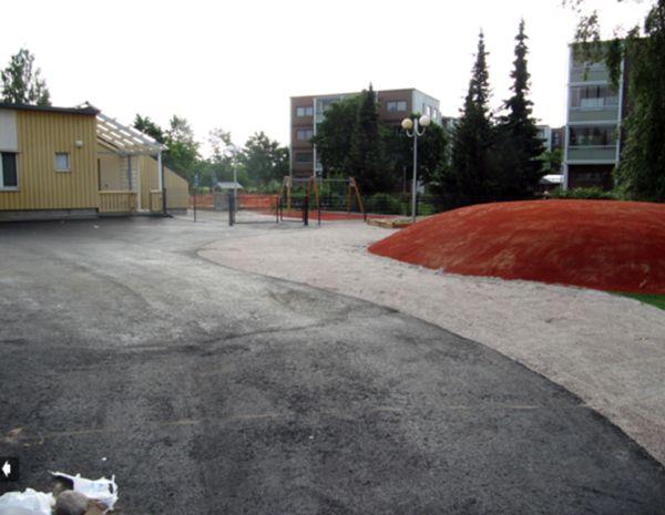 Uudenmaan Asfaltti Oy, Tuusula