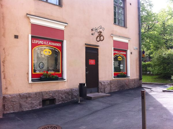 Leipomoliike Avikainen K E, Helsinki