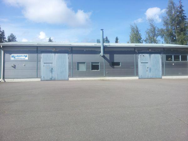 Varkauden Kylmälaite Oy, Varkaus