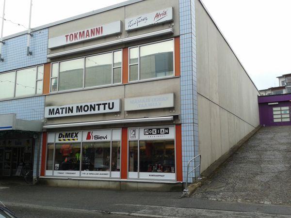Matin Monttu Oy, Savonlinna