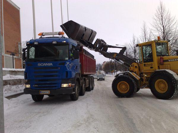 Vuori Trans Oy, Kuopio