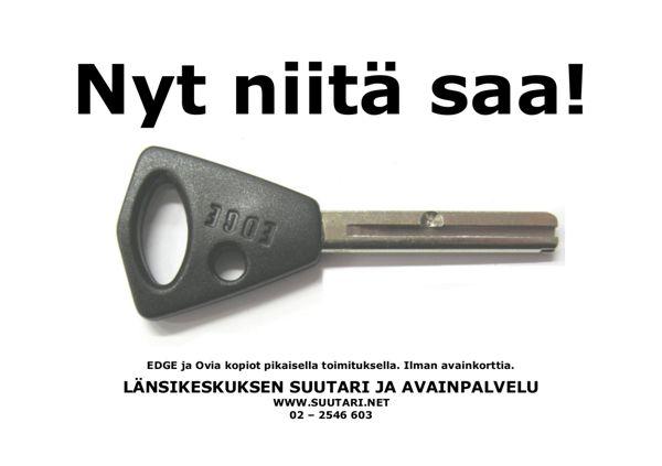 Länsikeskuksen Suutari ja Avainpalvelu, Turku