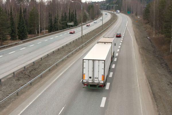 Kuljetusliike Myllymäki E ja O Oy, Honkajoki