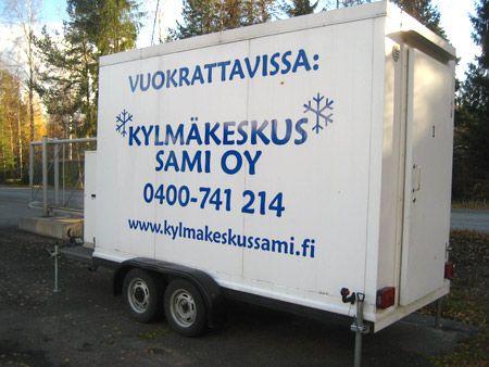 Kylmäkeskus Sami Oy, Humppila