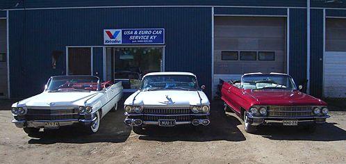Usa & Euro Car Service Ky, Rovaniemi